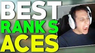 BEST RANK S ACES (Ft. Swag, Tarik, Steel, Dazed, Shroud, Jasonr, Fallen, m0e, and Androidx23)