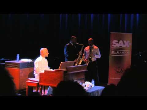 James Carter & Branford Marsalis SAX14 Amsterdam The Netherlands