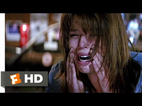 Scream (1996) - Look Behind You! Scene (9/12) | Movieclips
