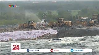 Người dân TP. Hồ Chí Minh khổ sở vì mùi hôi thối tấn công - Tin Tức VTV24