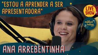 Ana Arrebentinha - Comediante  - Maluco Beleza LIVESHOW