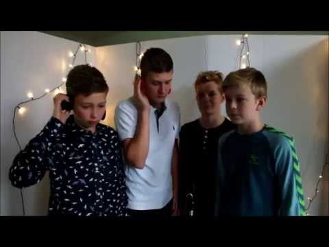 Langhøjskolen 7/8 Klasse 2015 (Do They Know It`s Cristmas Time 2014)