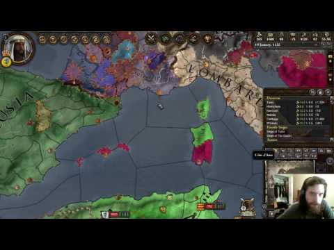 Crusader Kings 2 Mali RP (part 16 Mansa of Africa edition)