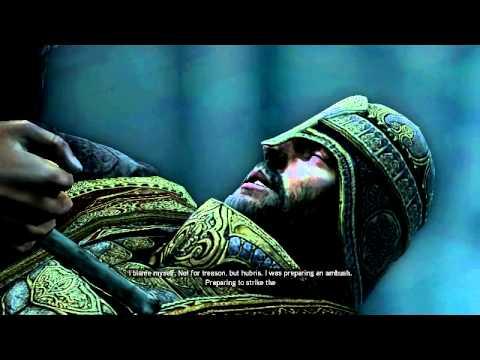 Assassin's Creed Revelations KILL TARIK AND ESCAPE |