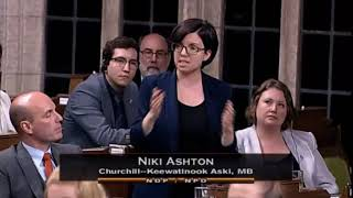 MP Ashton calls on the Liberals to ensure equal access to abortion across Canada