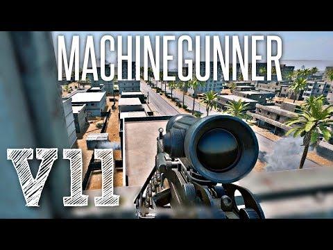 MACHINEGUNNER'S HEAVEN - Squad V11 (40 VS 40 Gameplay)