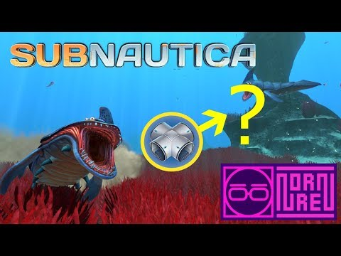 Scavenging, building and things with sharp teeth!! | SUBNAUTICA (FULL RELEASE) #02