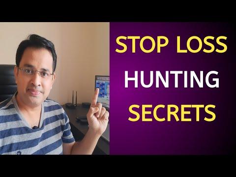 STOP LOSS HUNTING SECRETS