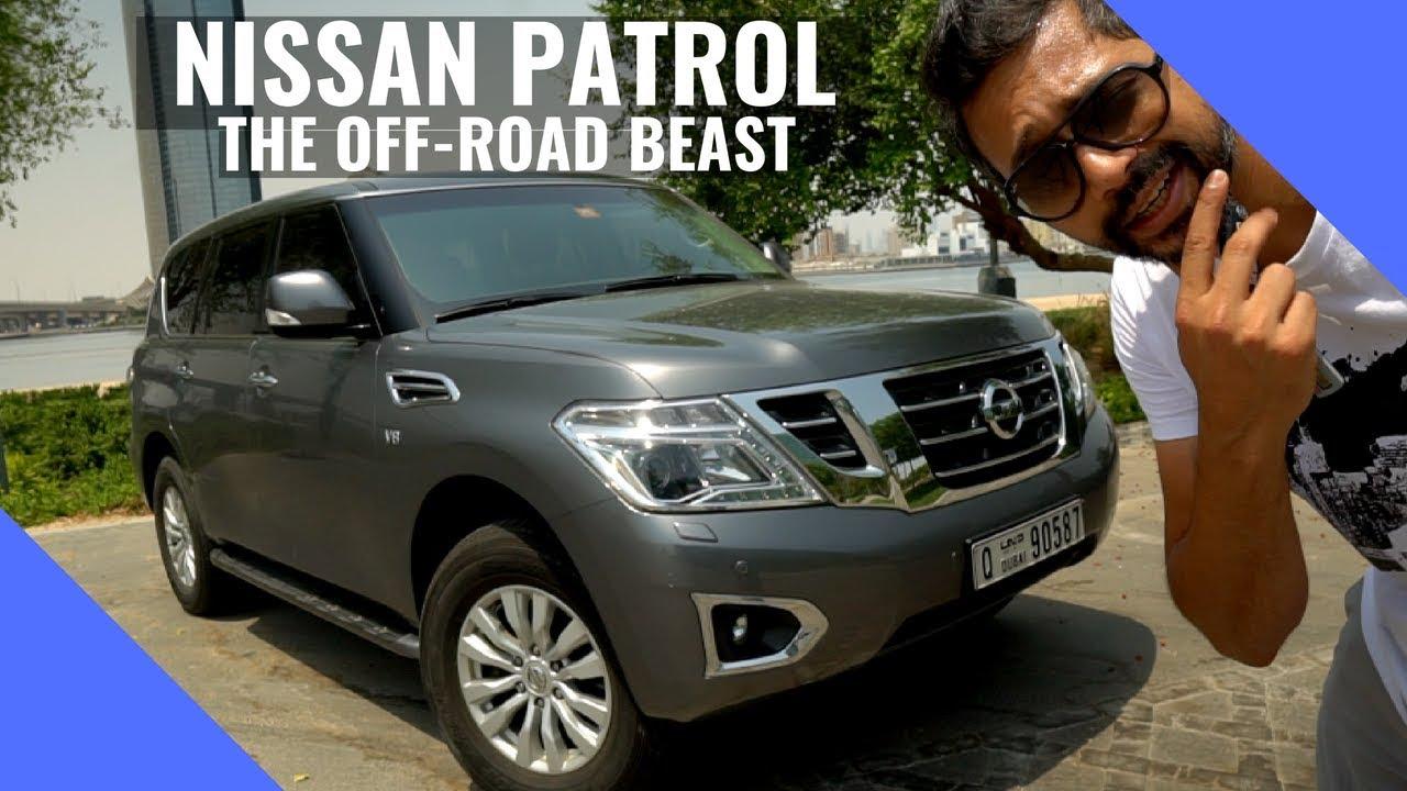 Nissan Patrol review in Dubai