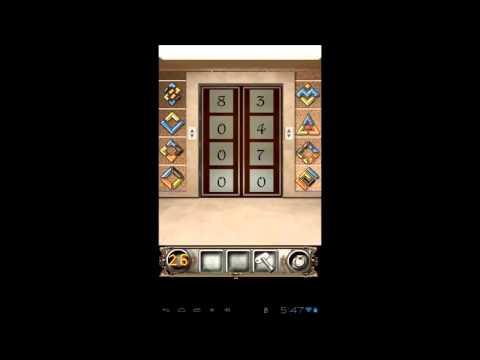 100 Doors Floors Escape Level 26 - Walkthrough