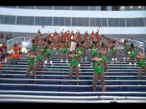 LeFlore High School Band 2011 Cold Hearted Snake