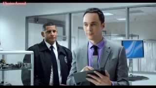 Funny Jim Parsons(Sheldon Cooper) At Intel Compilation