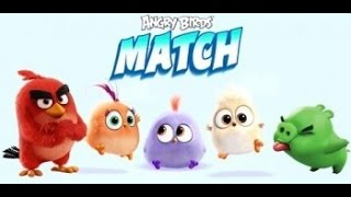 Angry Birds Match - GamePlay Trailer