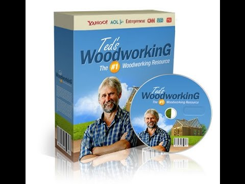 Tedswoodworking - The HIGHEST Converting Woodworking Product On The Internet!