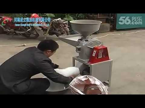 corn maize wheat bean rice  grinder,  grain grinder, hammer mill for animal feeding