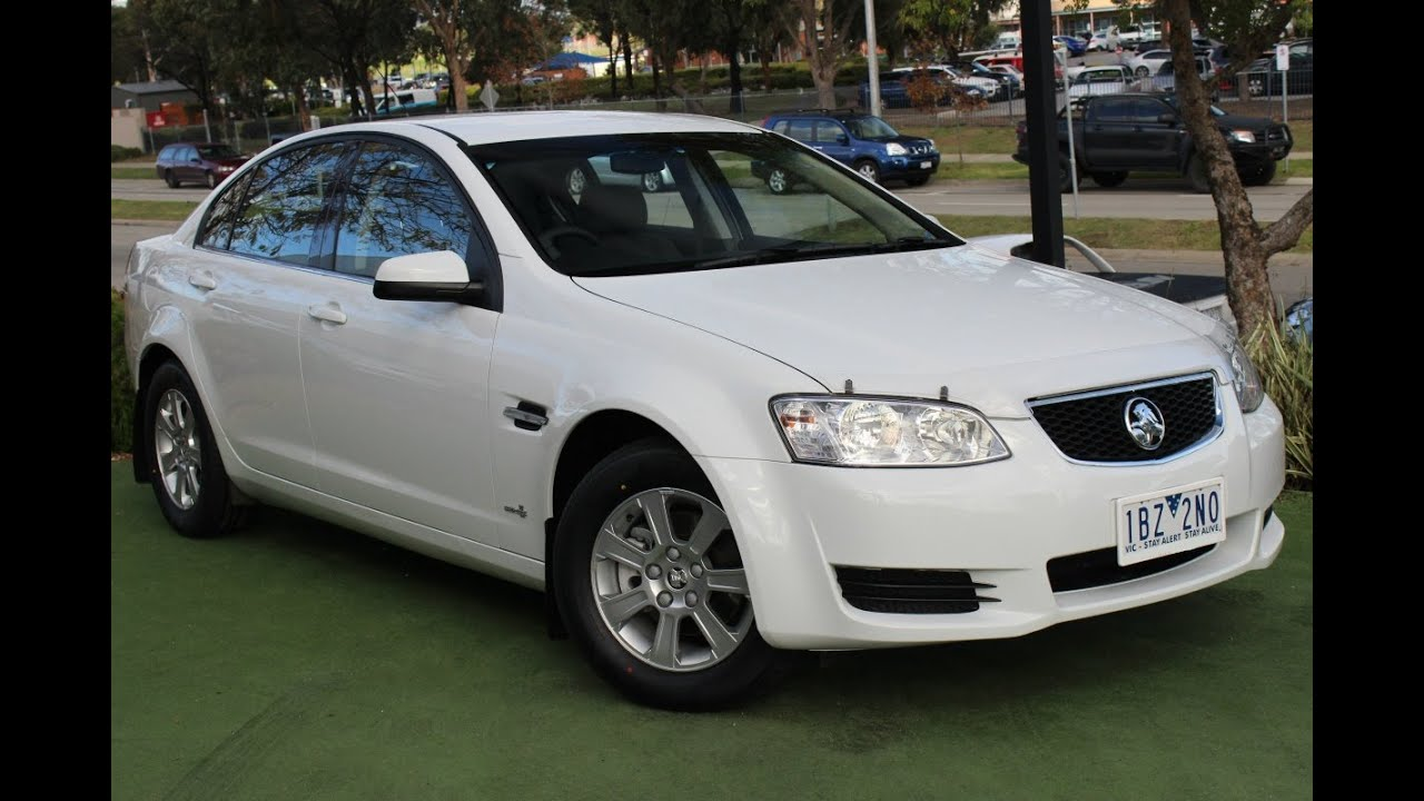 83d0e27eb5 B5303 - 2011 Holden Commodore Omega VE Series II Auto Review - YouTube