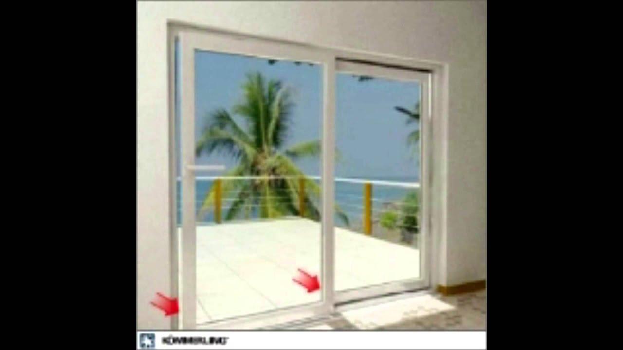 K mmerling puerta osciloparalela ventanas europeas del for Puerta osciloparalela