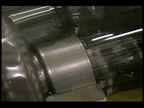 Drum Motor By Van Der Graaf Youtube