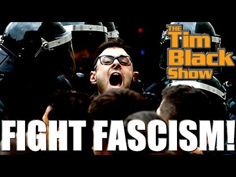 CATALONIA: Fighting The Fascists with Tony Gosling (Investigative Journalist) #CWTB