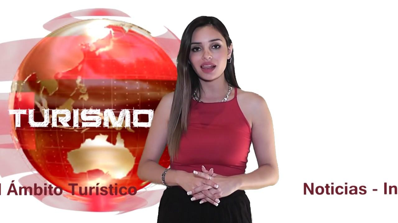 SABRINA GOYCOCHEA FLASH DE NOTICIAS TURÍSTICAS 08/12/2018
