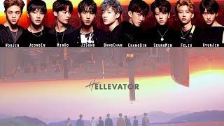 Download lagu Stray Kids Hellevator MV Lyrics Color Coded HanRomEng MP3