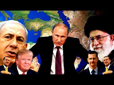 Whats up with Russia, Israel and Iran? (The Geopolitical Truth)