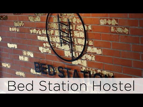 Best Place To Stay in Bangkok - Bed Station Hostel   Awesome Wave