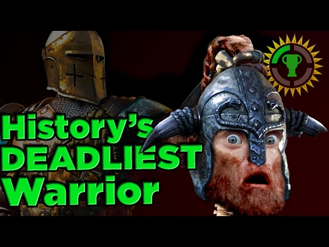 Thumbnail: Game Theory: Who Would Win -- Samurai, Knight, or Viking? (For Honor)
