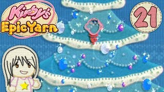 """Kirby's Epic Yarn - Part 21: """"Cabin Fever!"""""""