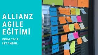 Allianz Temel Agile Eğitimi 1-2 Aralık 2019