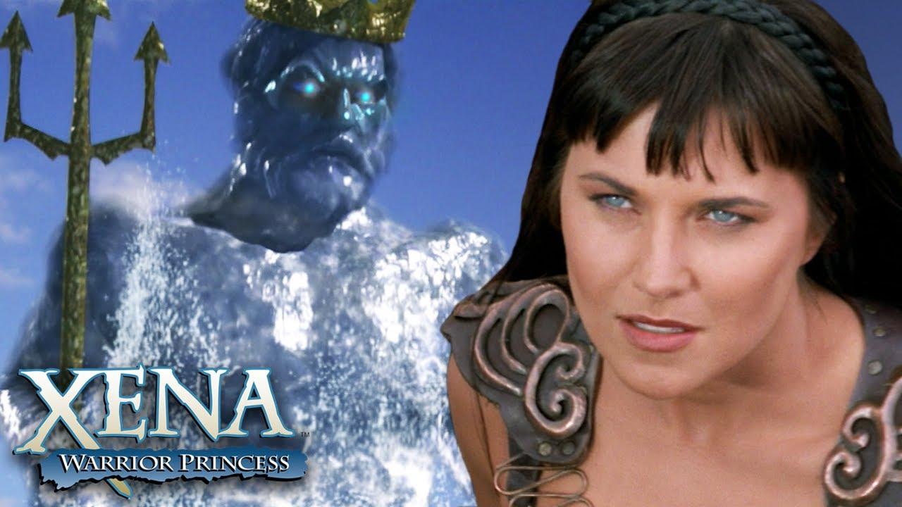 Download Xena Challenges Poseidon   Xena: Warrior Princess