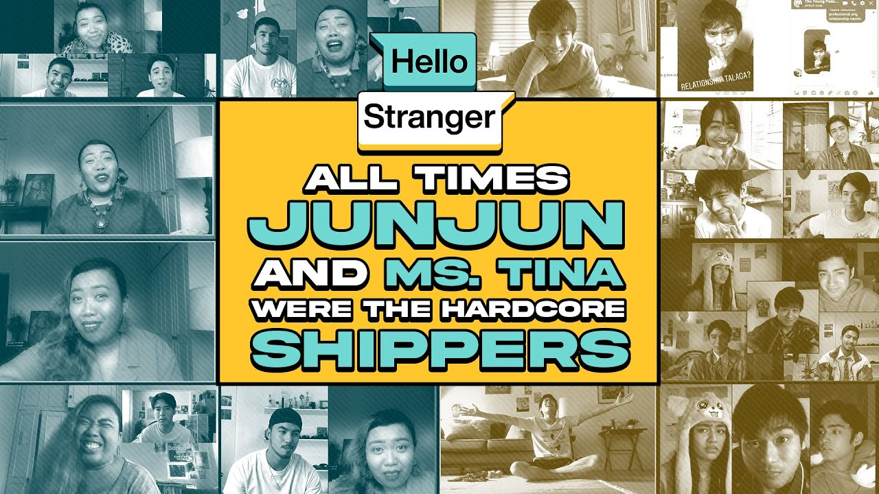 All Times Junjun And Miss Tina Were The Hardcore Shippers | Hello Stranger