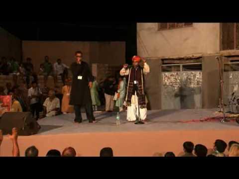 Jason Singh and Raies Khan on beatbox and morchang - RIFF 2009