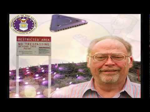 2/2 Edgar Fouche - Alien Rapture - The Flying Triangle - Spe
