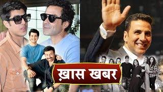 Akshay Kumar MISSION MANGAL Wrap Up | Sunny Deol Son Karan Deol Vs Bobby Deol Son Aryaman Deol