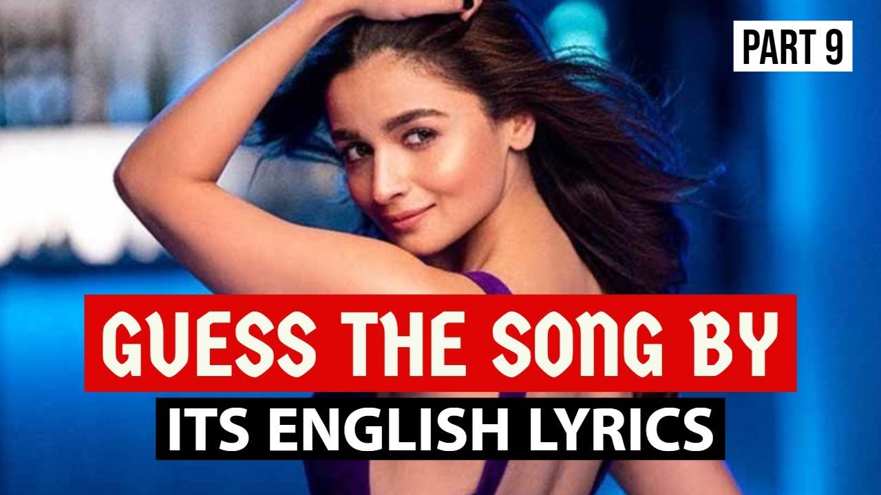 Impossible Guess The Songs By Its English Lyrics 9 Hindi Bollywood Songs Challenge Video 2019 Youtube Song lyric quotes, movie quotes, song lyrics, beautiful lyrics, me too lyrics, bollywood songs, love people, coke, studio. hindi bollywood songs challenge video
