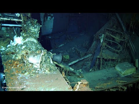 USS Indianapolis wreck discovered
