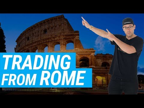 Trading In Rome With Tim Grittani