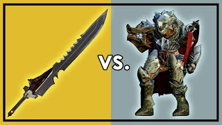 Destiny Taken King: Can You Kill The Warpriest Using Only Swords? (King