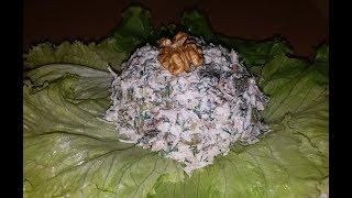 Очень нежный и вкусный салат с Куриной грудкой