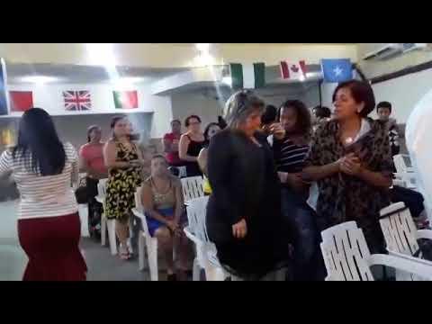 Pastora Lucinelma Castro,Revelação para Vida de Advogado em.Campo Grande