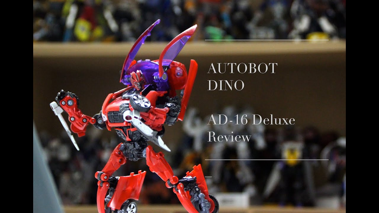 transformers 4 aoe autobot dino deluxe figure review