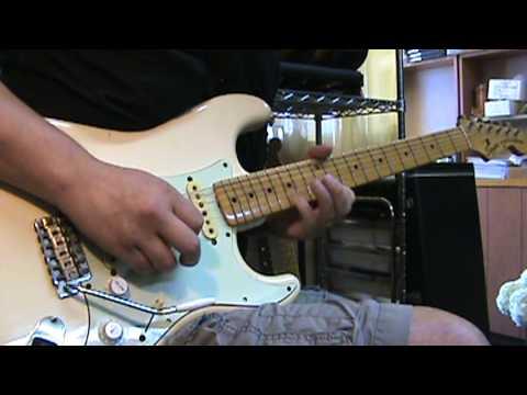 Jimi Hendrix - Machine Gun (Cover Jam)