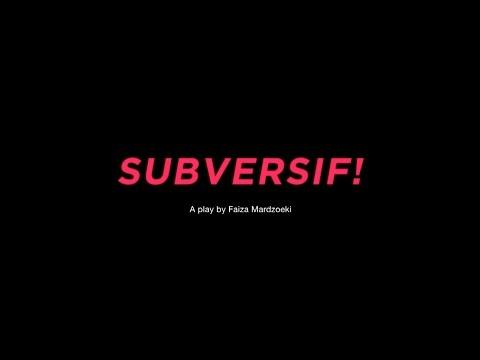 "Theater Performance ""Subversif!"""