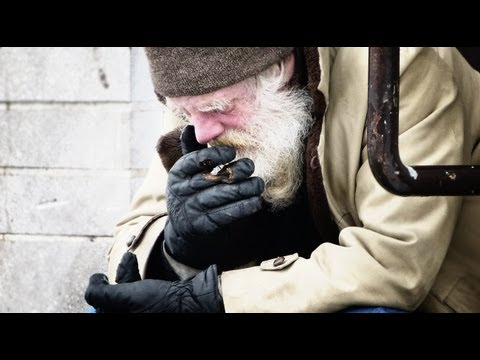 Homelessness in Ottawa - A shelter worker's perspective - Lumix GH3