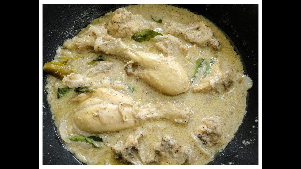 White chicken korma recipesbnb chicken korma kerala style recipe chinnuz i love my kerala forumfinder Image collections