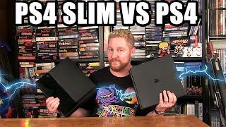 PS4 Slim VS PS4 - Happy Console Gamer