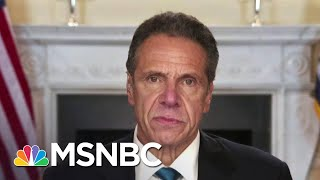 Gov. Cuomo On The WH Saying They Can't Control The Virus Spread: 'They're Just Wrong' | Deadline