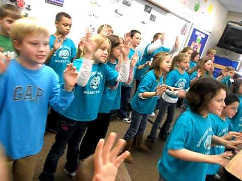 Water Cycle Rap, 3rd Grade Mrs. Woods' Class