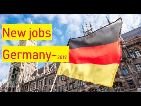 New openings in Germany 2019//Latest jobs in Germany//How to get job in Germany